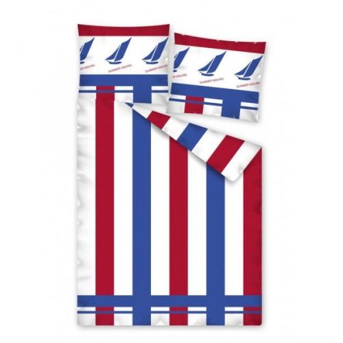 Povlečení Marine - Sailing bavlna