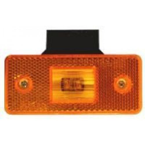 Poziční světlo MD 13 LED oranžové